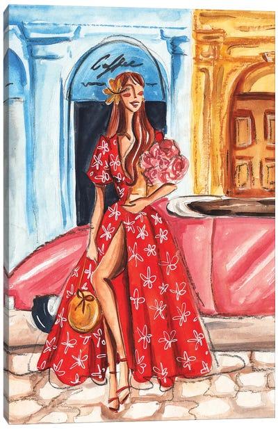 Tropical Trip Canvas Art Print