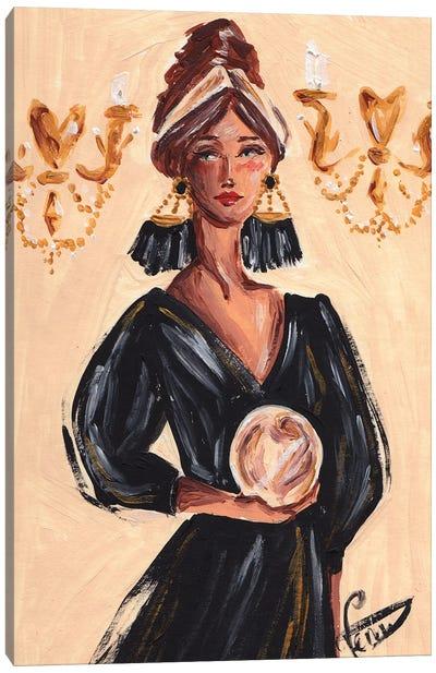 The Fortune Teller Canvas Art Print