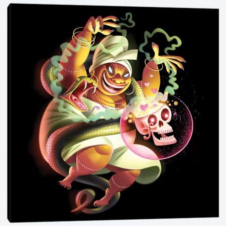 Voodoo Woman Canvas Print #DNM24} by Dean MacAdam Canvas Wall Art