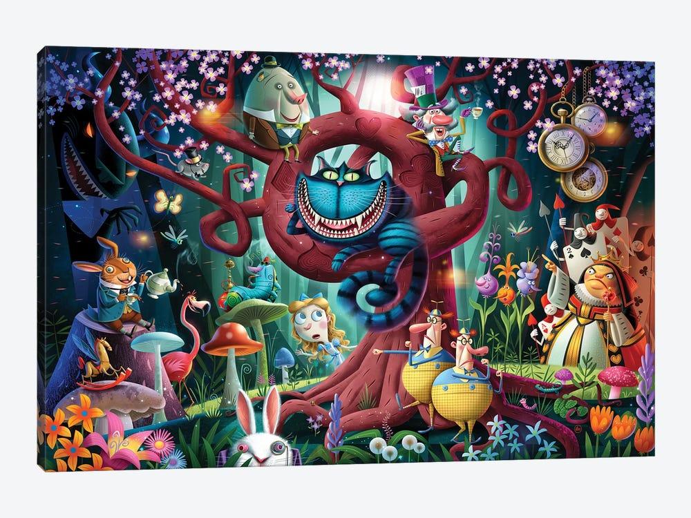 Alice by Dean MacAdam 1-piece Canvas Artwork