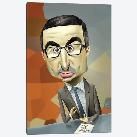 John Oliver Canvas Print #DNM9} by Dean MacAdam Art Print