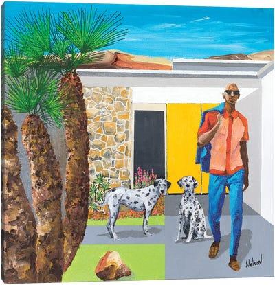 Clyde Canvas Art Print