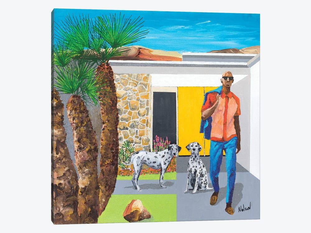 Clyde by Dan Nelson 1-piece Canvas Wall Art