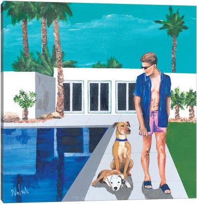 Paul Canvas Art Print