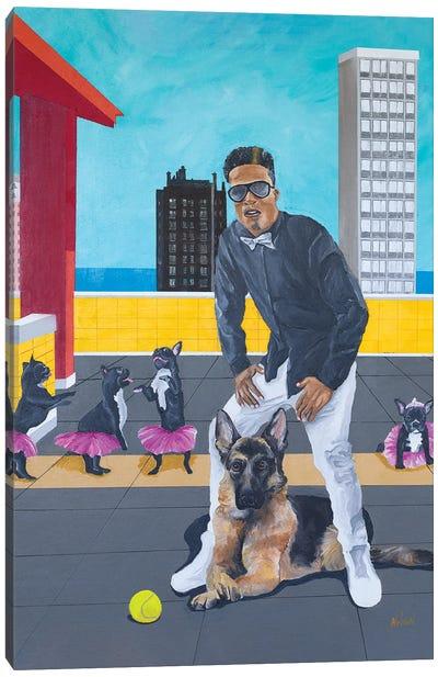 Trey Donovan Canvas Art Print