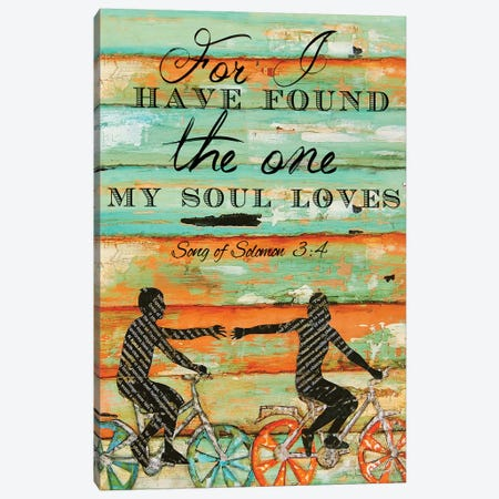 For I Have Found Canvas Print #DNP17} by Danny Phillips Canvas Art