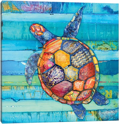 Honu Canvas Art Print