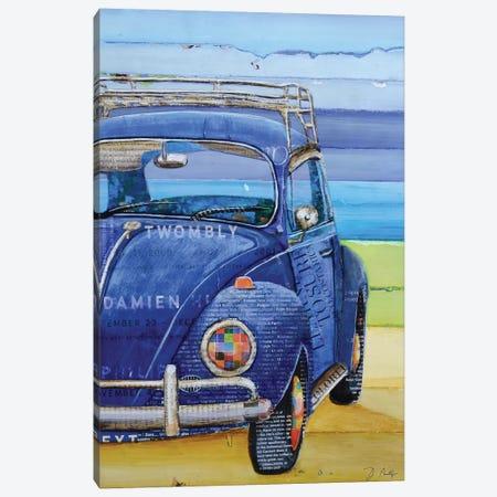 I Got The Blues Canvas Print #DNP27} by Danny Phillips Canvas Print