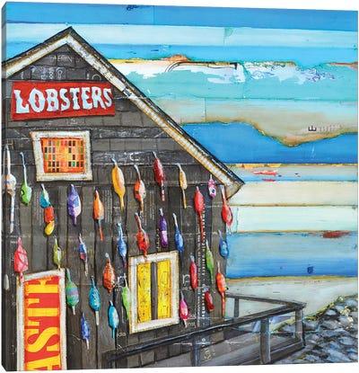 Lobsta Please Canvas Art Print