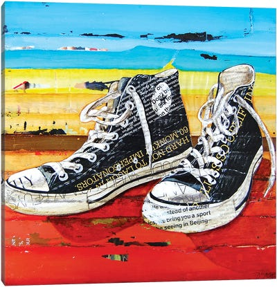 Meaningful Converse Ations Canvas Art Print