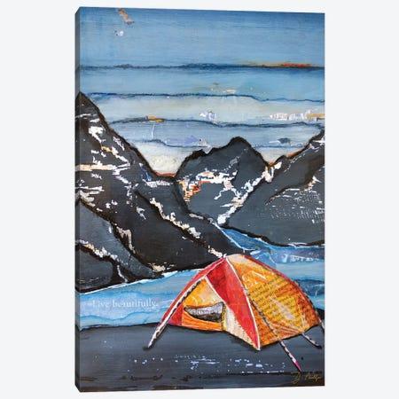 Moonlight Sonata Canvas Print #DNP44} by Danny Phillips Canvas Art Print