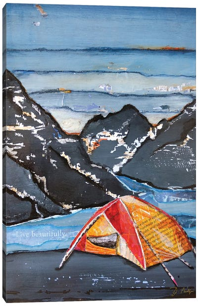 Moonlight Sonata Canvas Art Print