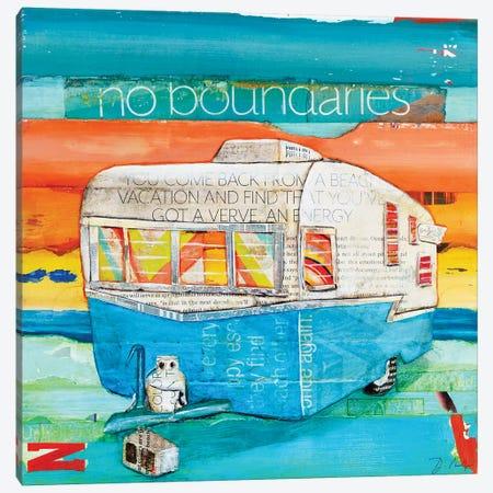 No Boundaries Canvas Print #DNP45} by Danny Phillips Canvas Art Print