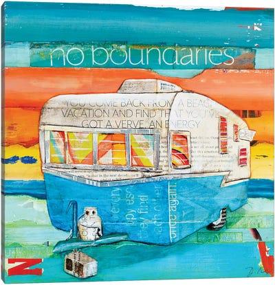 No Boundaries Canvas Art Print