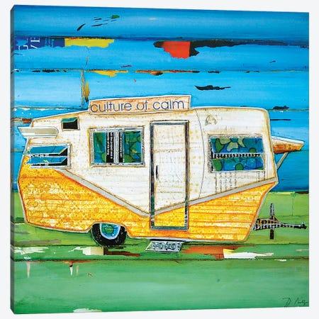 Oceanfront Property Canvas Print #DNP47} by Danny Phillips Canvas Art Print