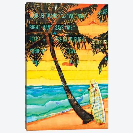 Palm Sunday Canvas Print #DNP50} by Danny Phillips Canvas Art Print