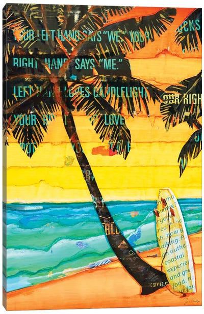 Palm Sunday Canvas Art Print