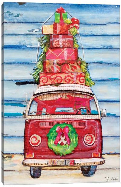 Rudy 25 Canvas Art Print
