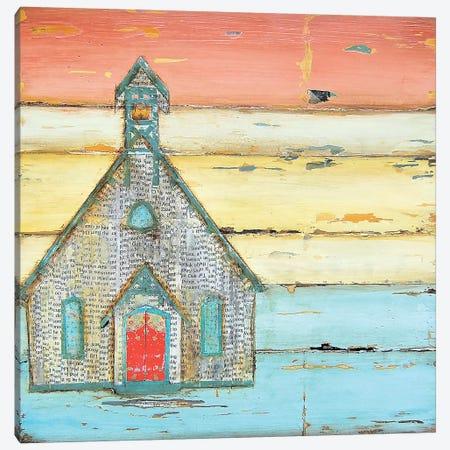 Simple Faith Canvas Print #DNP67} by Danny Phillips Art Print