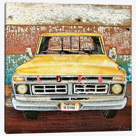 Tough Love 3-Piece Canvas #DNP86} by Danny Phillips Canvas Art Print