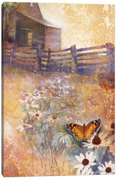 Spring Equinox Canvas Art Print