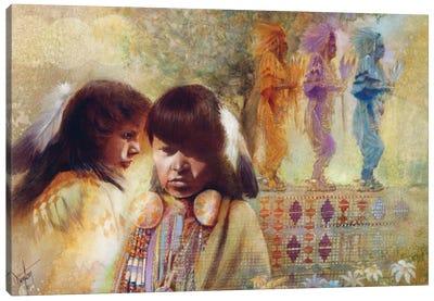 Sun Dance Canvas Art Print