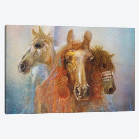 Sundancers Canvas Print #DNT103} by Denton Lund Art Print