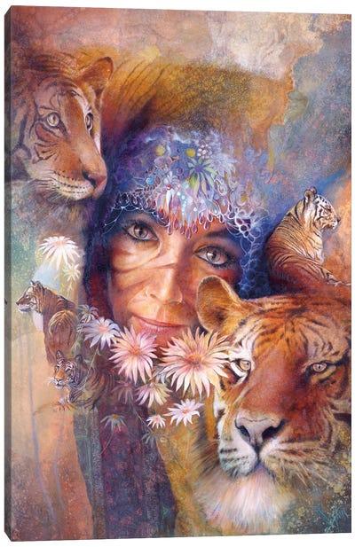 Bengali Sunrise Canvas Art Print