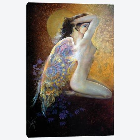 Fleurs De La Lune Canvas Print #DNT44} by Denton Lund Canvas Art Print