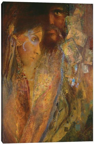 Gypsy Sunset Canvas Art Print