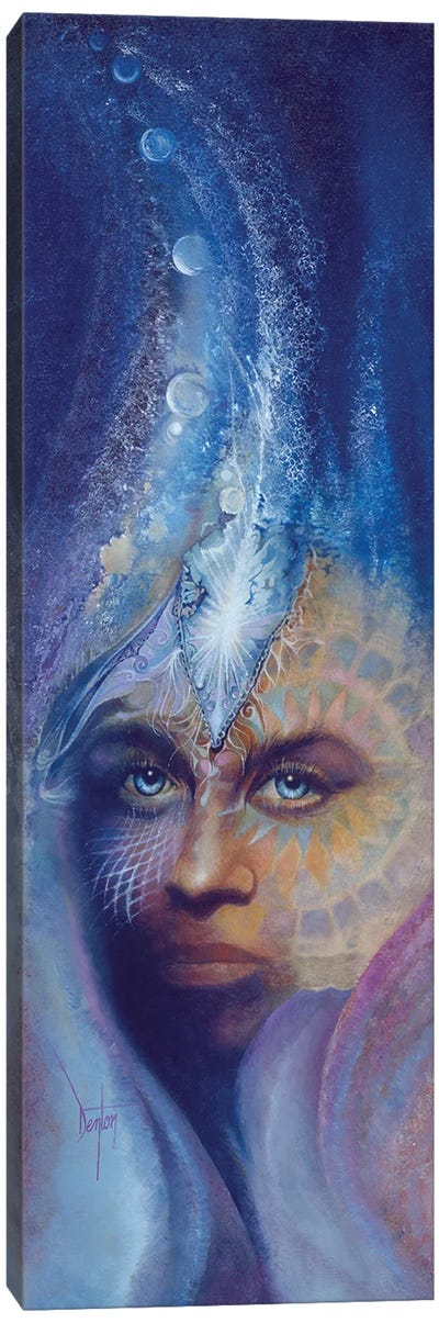 Higher Vision Canvas Art Print