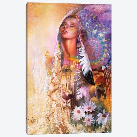 Sacred Visions Canvas Print #DNT86} by Denton Lund Canvas Art Print