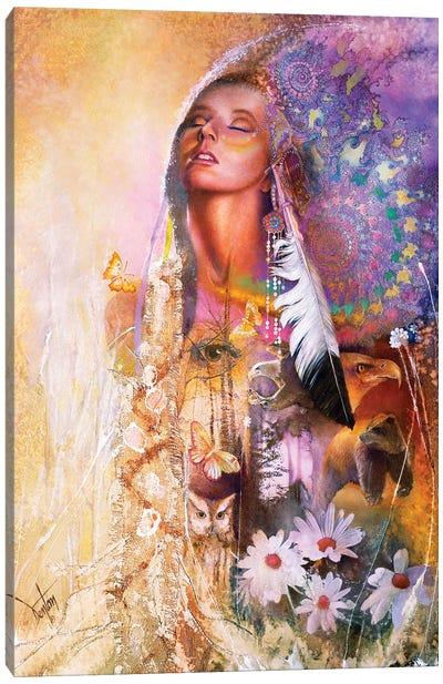 Sacred Visions Canvas Art Print