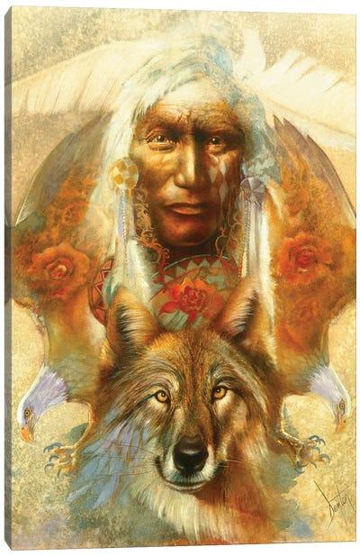 Spirit Guardians Canvas Art Print