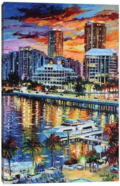 Paradise Life Canvas Art Print