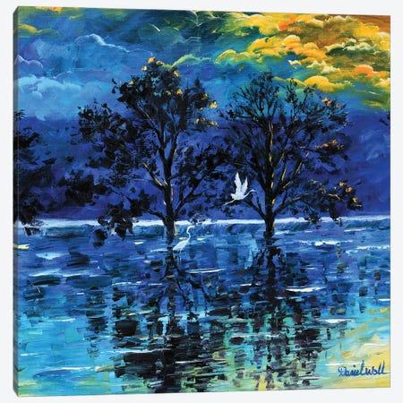 Lighthearted Canvas Print #DNW24} by Daniel Wall Canvas Wall Art