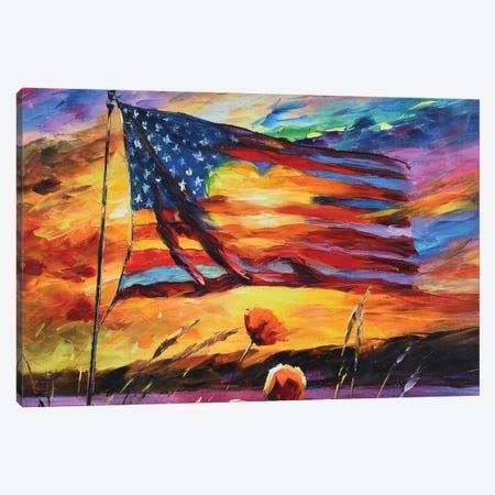 My Dream Canvas Print #DNW3} by Daniel Wall Canvas Art
