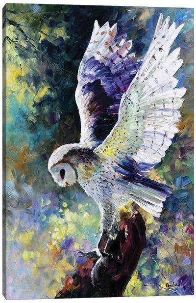 A Cheerful Moment Canvas Art Print