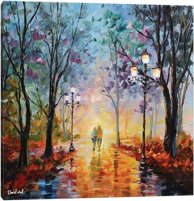 After Rain Canvas Art Print