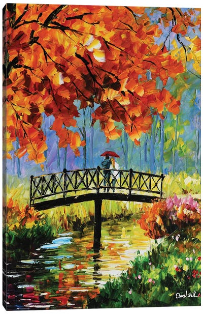Beautiful Love Canvas Art Print