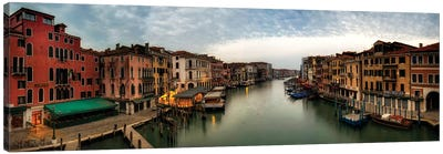 Rialto Panorama Canvas Art Print