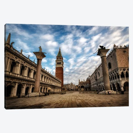 San Marco Canvas Print #DNY109} by Danny Head Canvas Wall Art