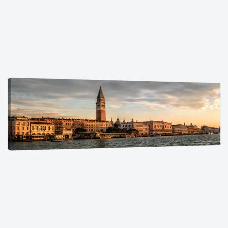 San Marco Panorama Canvas Print #DNY110} by Danny Head Canvas Print