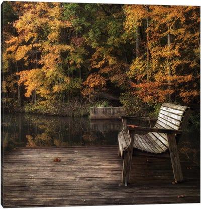 Autumn Rest Canvas Art Print