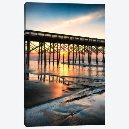 Wake Up Call Canvas Print #DNY34} by Danny Head Art Print