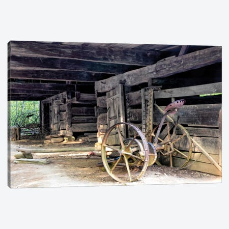 Yesteryear Canvas Print #DNY38} by Danny Head Canvas Wall Art