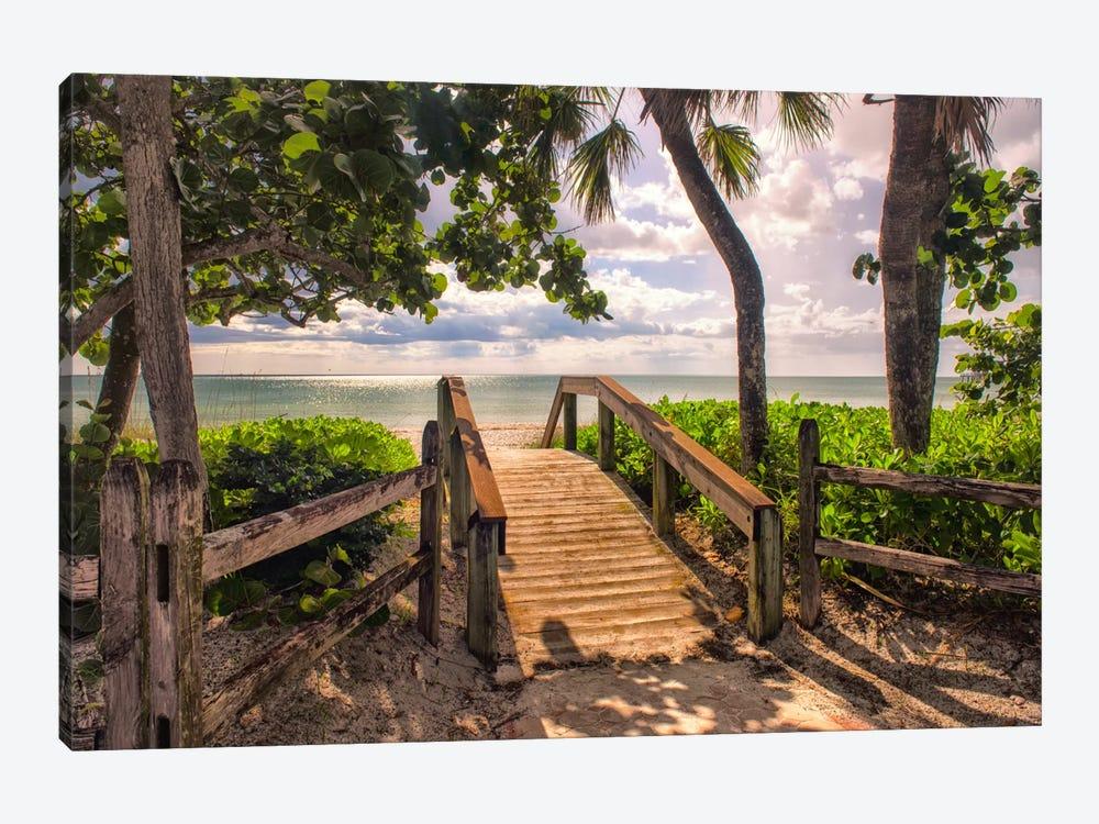 Beach Access  by Danny Head 1-piece Canvas Wall Art