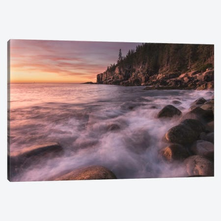Mystic Seas Canvas Print #DNY47} by Danny Head Canvas Wall Art