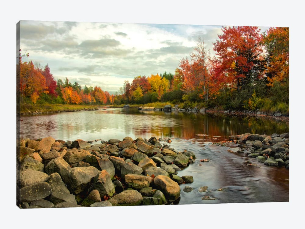 Northeast Creek by Danny Head 1-piece Art Print