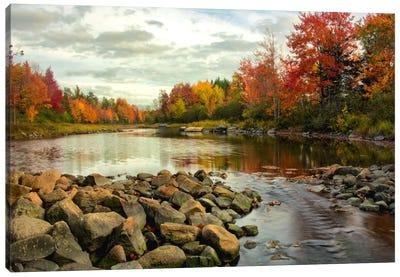 Northeast Creek Canvas Art Print